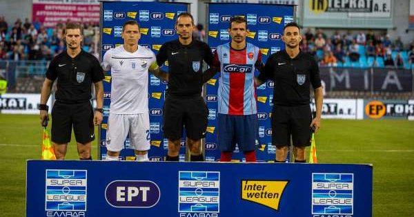 Interwetten fills Greek Super League betting partner slot ...