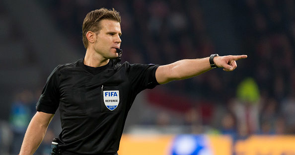 Macron Signs New Referee Kit Partnership With Uefa Sportbusiness Sponsorship